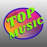 Logo da emissora Top Musics Web