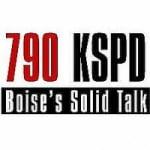 Logo da emissora Radio KSPD 790 AM