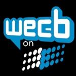 Logo da emissora Radio WECB FM