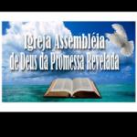 Logo da emissora Rádio Promessa Revelada FM