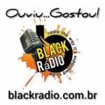 Logo da emissora Black Rádio