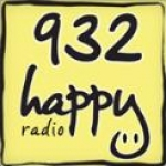 Logo da emissora Radio 93.2 Happy FM