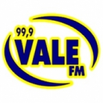 Logo da emissora Rádio Vale 99.9 FM