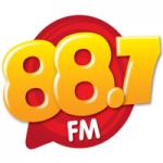 Logo da emissora Rádio Vale do Sinos 88.7 FM