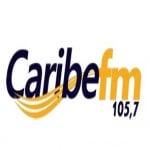 Logo da emissora Rádio Caribe 105.7 FM