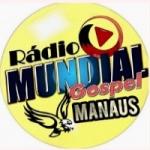 Logo da emissora Rádio Mundial Gospel Manaus