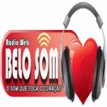 Logo da emissora Rádio Web Belo Som