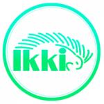 Logo da emissora Rádio Ikki