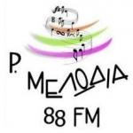 Logo da emissora Radio Melodia FM 88