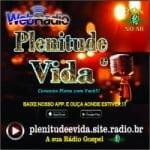 Logo da emissora Rádio Plenitude e Vida