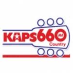 Logo da emissora Radio KAPS 660 AM