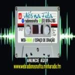 Logo da emissora Web Rádio Nós Na Fita
