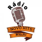 Logo da emissora Rádio Novo Hits