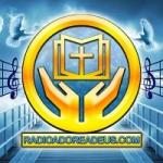 Logo da emissora Rádio Adore a Deus