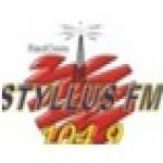 Logo da emissora Rádio Styllus 109 FM
