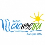 Logo da emissora Rádio Cachoeira 1520 AM
