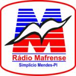 Logo da emissora Rádio Mafrense