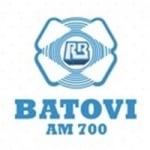 Logo da emissora Rádio Batovi 700 AM