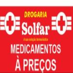 Logo da emissora Rádio Drogaria Solfar
