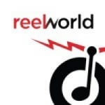 Logo da emissora Reel World Radio