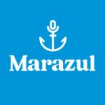 Logo da emissora Rádio Mar Azul 97.1 FM