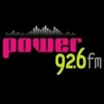Logo da emissora Radio Power Galatini 92.6 FM