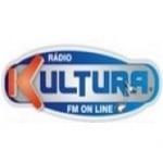 Logo da emissora Rádio Kultura FM
