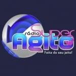 Logo da emissora Rádio Super Agito