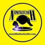 Logo da emissora Nostalflash Web Rádio