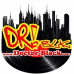 Logo da emissora Web Rádio Doctor Black