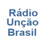 Logo da emissora Rádio Unção Brasil