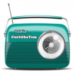 Logo da emissora Rádio Curitiba Tem