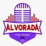 Logo da emissora Alvorada Web Rádio MS