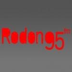 Logo da emissora Radio Rondon 95 FM