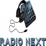 Logo da emissora Rádio Next FM