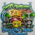 Logo da emissora Rádio Doente Por Música