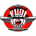 Logo da emissora Radio KUOI 89.3 FM