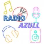 Logo da emissora Rádio Azul
