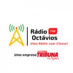 Logo da emissora Rádio Octávios FM