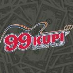 Logo da emissora Radio KUPI 99.1 FM