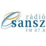 Logo da emissora Radio Sansz 87.8 FM