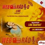 Logo da emissora Web Rádio Live Show
