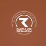 Logo da emissora Rádio A Voz Do Baião FM