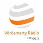 Logo da emissora Vorosmarty Radio 99.2 FM