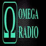 Logo da emissora Omega Rádio