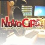 Logo da emissora Novo Cipó Rádio Web