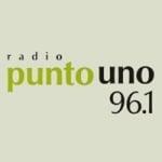 Logo da emissora Radio Punto Uno 96.1 FM