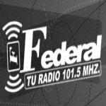 Logo da emissora Radio Federal 101.5 FM