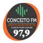 Logo da emissora Rádio Conceito FM