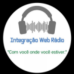 Logo da emissora Integração Web Rádio